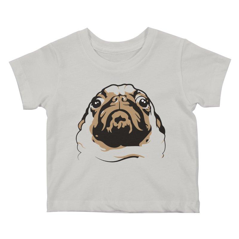 Pug My Life Kids Baby T-Shirt by RojoSalgado's Artist Shop