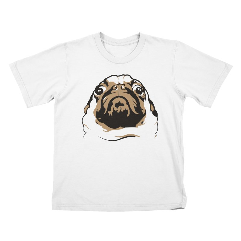 Pug My Life Kids T-Shirt by RojoSalgado's Artist Shop