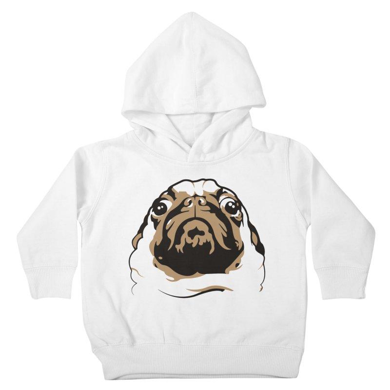 Pug My Life Kids Toddler Pullover Hoody by RojoSalgado's Artist Shop