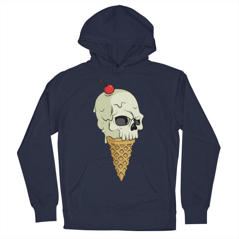 Death Dessert Men's Pullover Hoody by RojoSalgado's Artist Shop