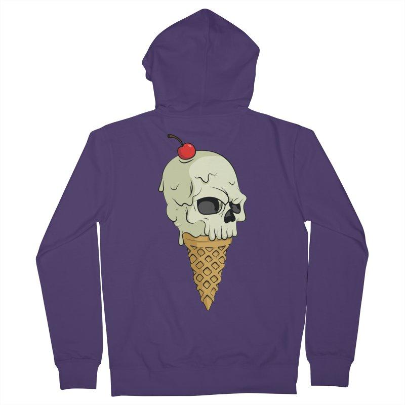 Death Dessert Women's Zip-Up Hoody by RojoSalgado's Artist Shop