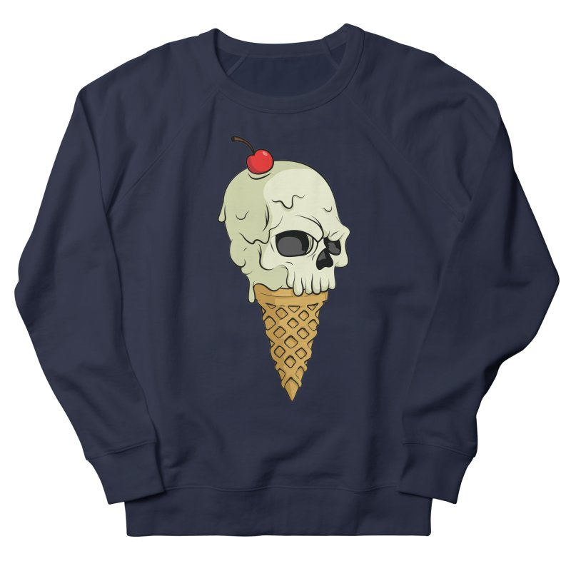 Death Dessert Women's Sweatshirt by RojoSalgado's Artist Shop