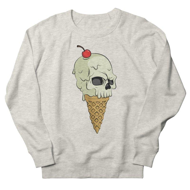 Death Dessert Women's Sweatshirt by RojoSalgado's Artist Shop
