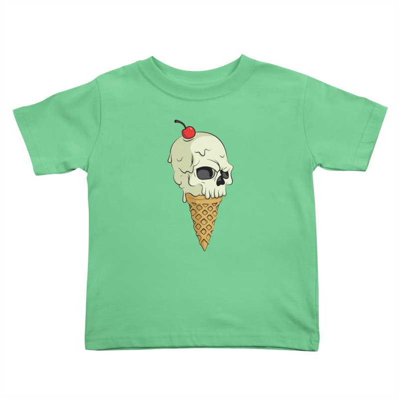 Death Dessert Kids Toddler T-Shirt by RojoSalgado's Artist Shop