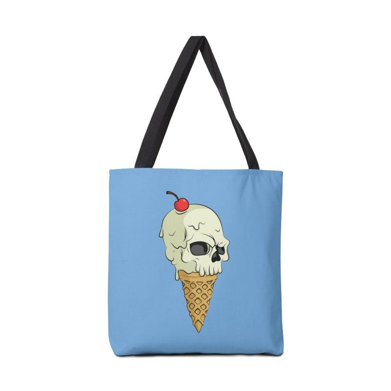 Death Dessert Accessories Bag by RojoSalgado's Artist Shop