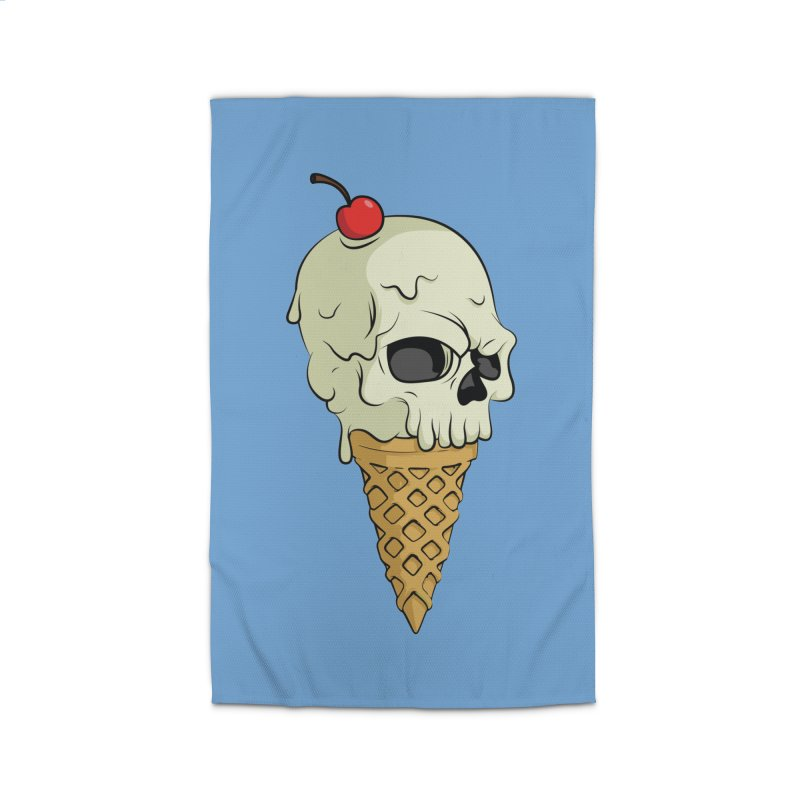 Death Dessert Home Rug by RojoSalgado's Artist Shop