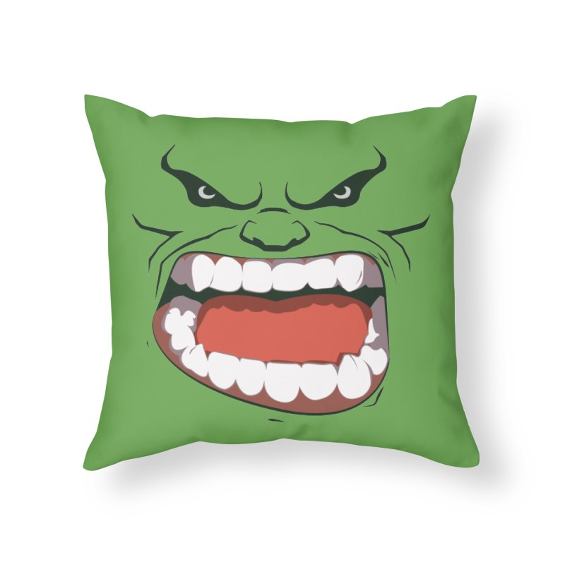 Green and angry   by RojoSalgado's Artist Shop
