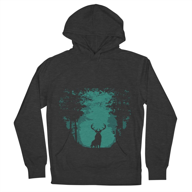 Forest Women's Pullover Hoody by RojoSalgado's Artist Shop