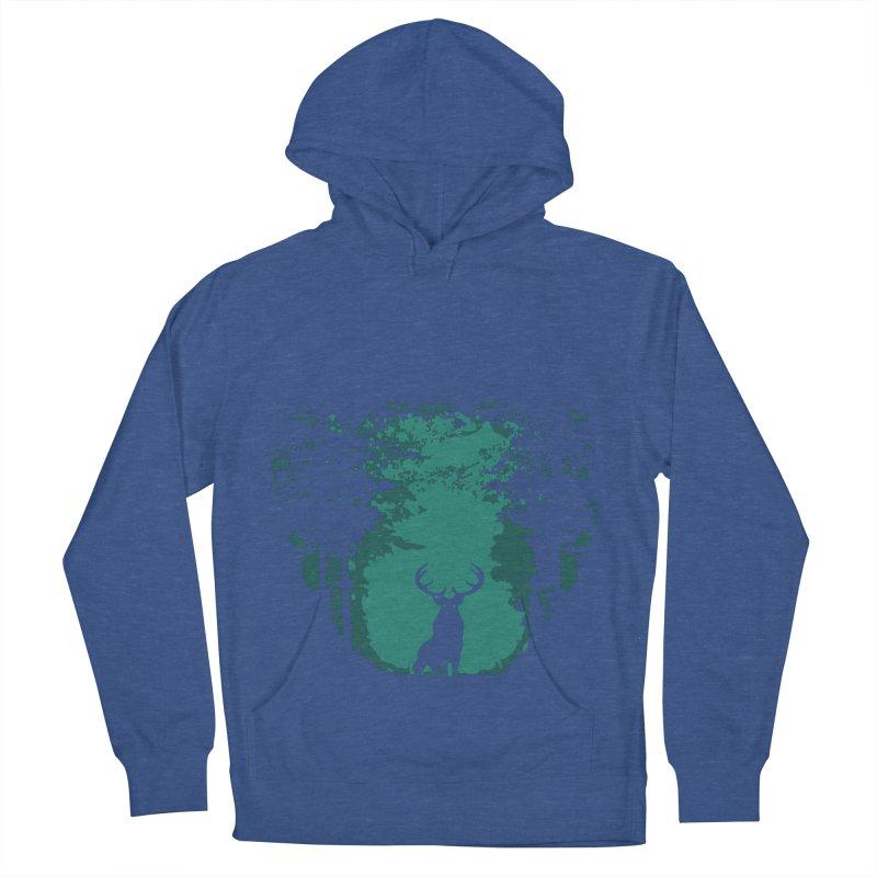 Forest Women's Pullover Hoody by RojoSalgado's Artist Shop