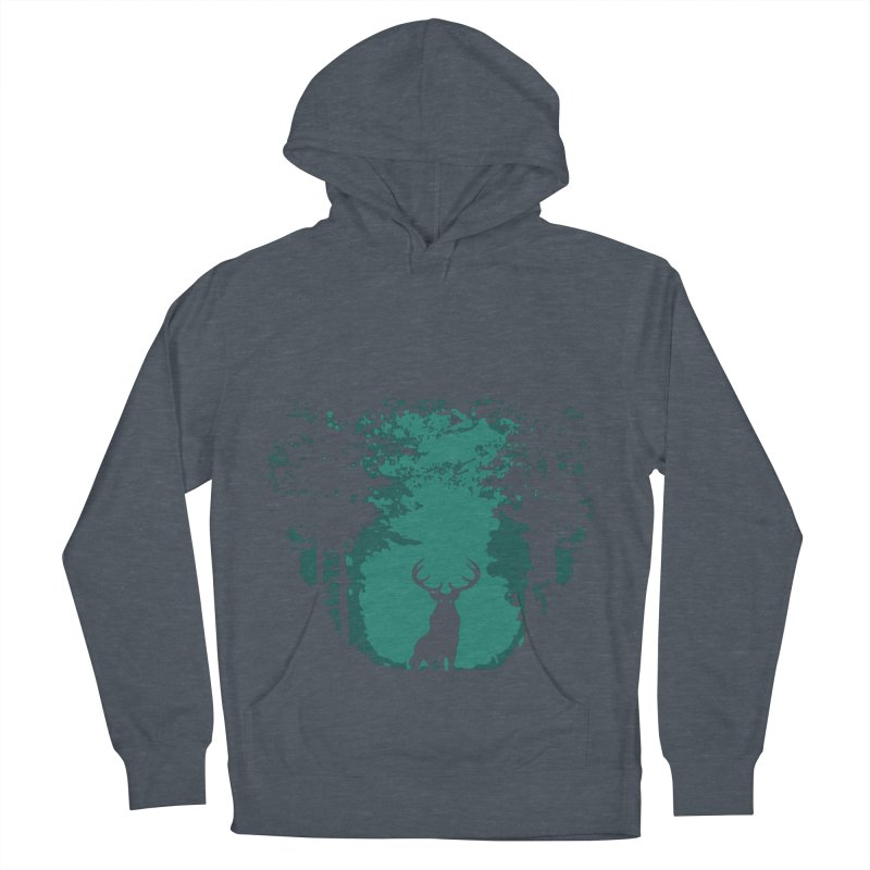 Forest Men's Pullover Hoody by RojoSalgado's Artist Shop