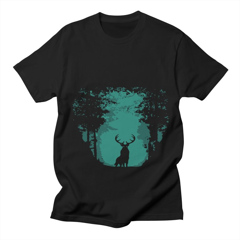 Forest Men's T-Shirt by RojoSalgado's Artist Shop