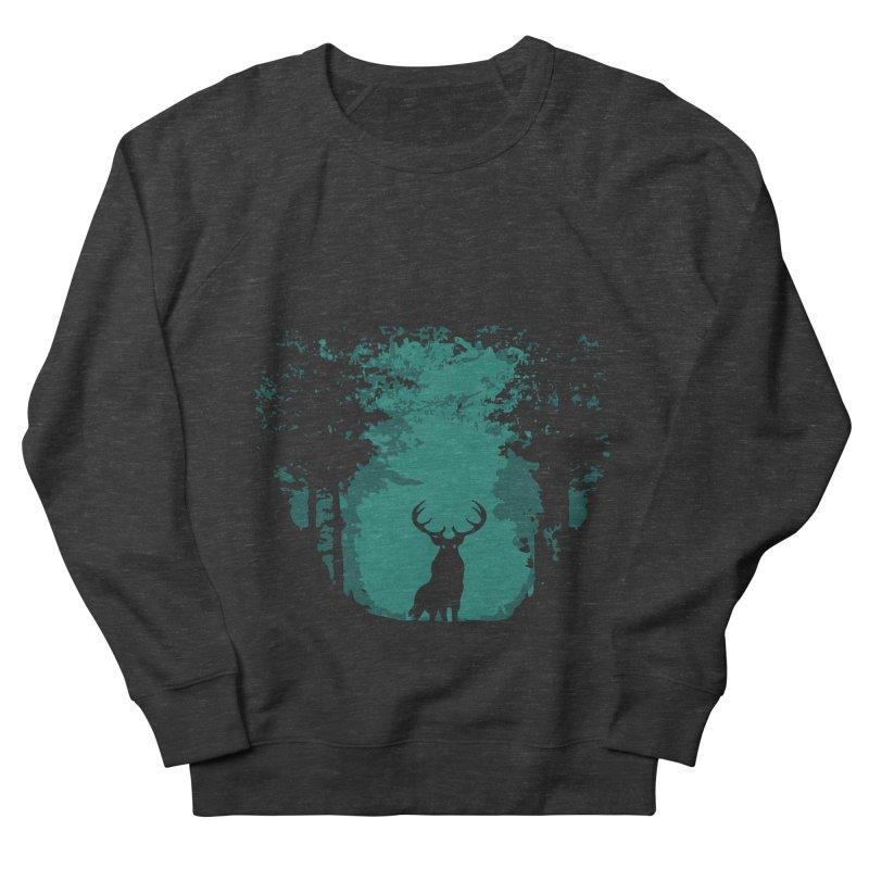 Forest Men's Sweatshirt by RojoSalgado's Artist Shop