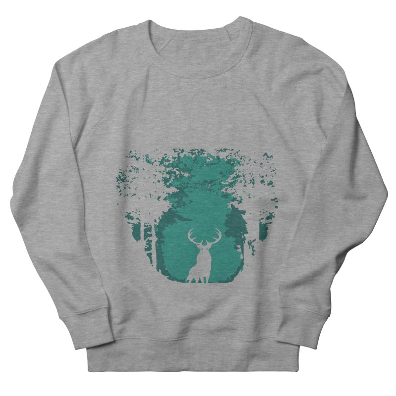 Forest Men's Sweatshirt by RojoSalgado's Artist Shop