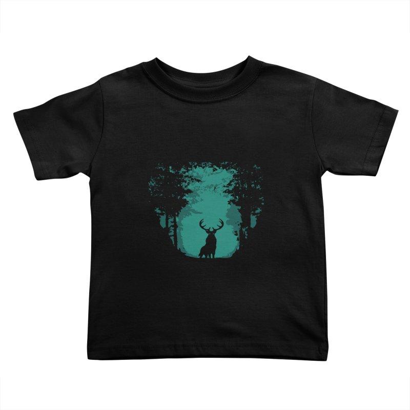 Forest Kids Toddler T-Shirt by RojoSalgado's Artist Shop