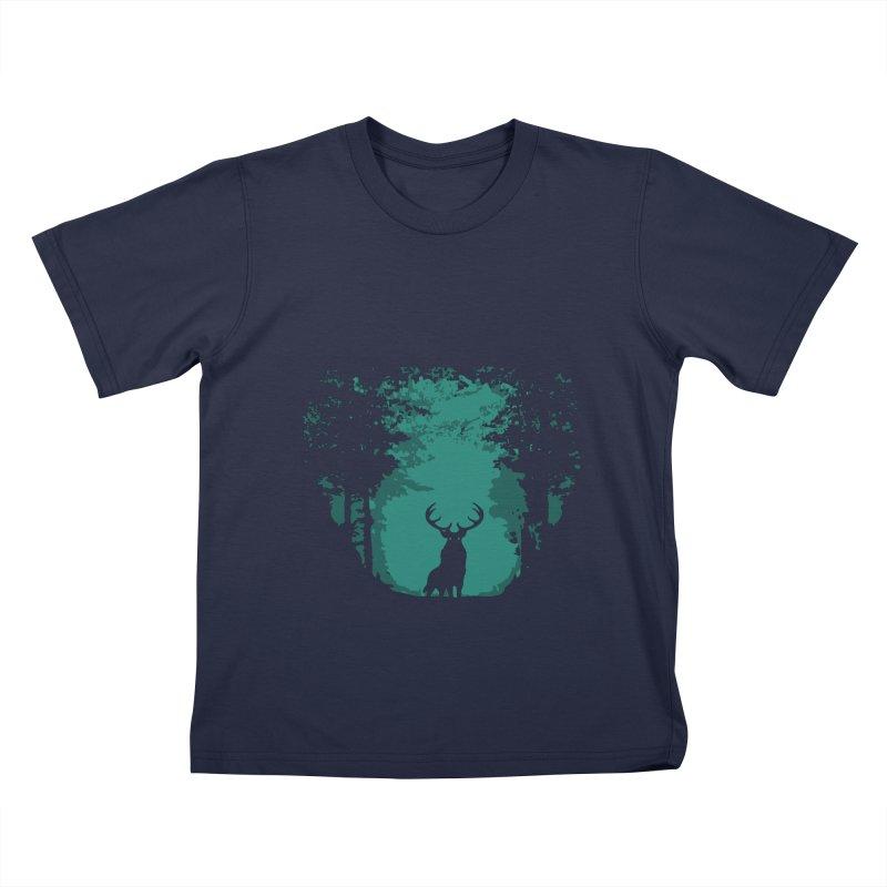 Forest Kids T-shirt by RojoSalgado's Artist Shop