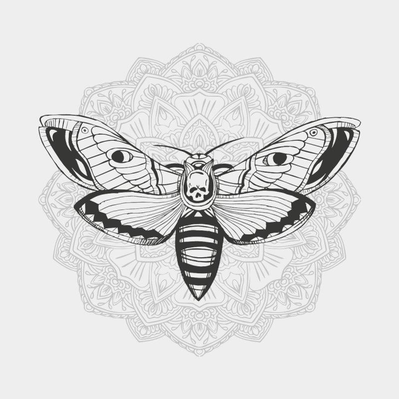 Death Moth by RojoSalgado's Artist Shop