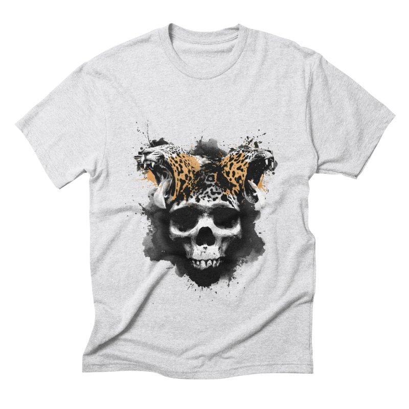 WILD INK Men's Triblend T-Shirt by RojoSalgado's Artist Shop