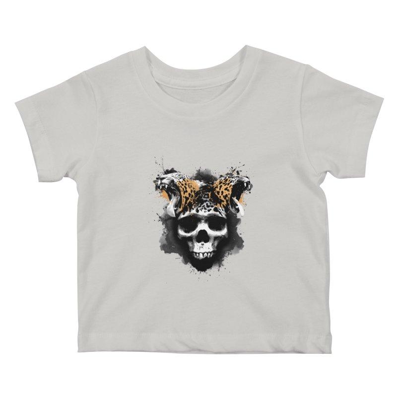 WILD INK Kids Baby T-Shirt by RojoSalgado's Artist Shop