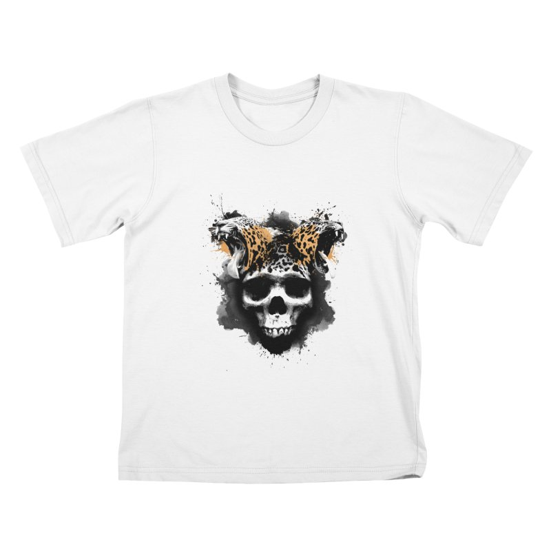 WILD INK Kids T-Shirt by RojoSalgado's Artist Shop