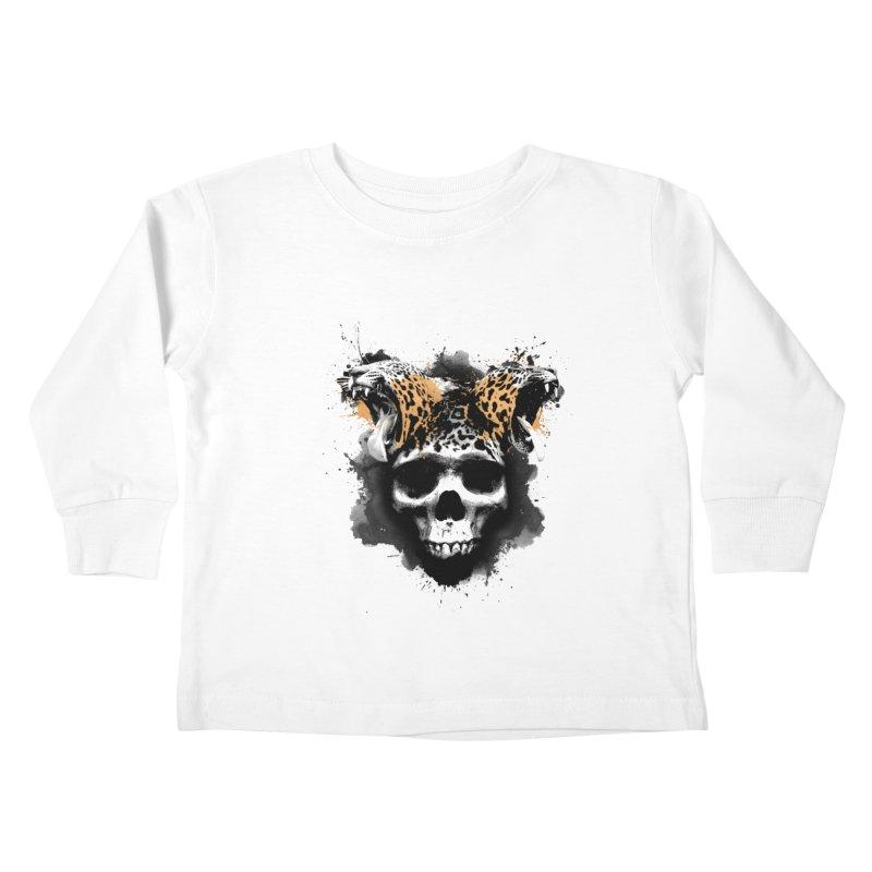 WILD INK Kids Toddler Longsleeve T-Shirt by RojoSalgado's Artist Shop