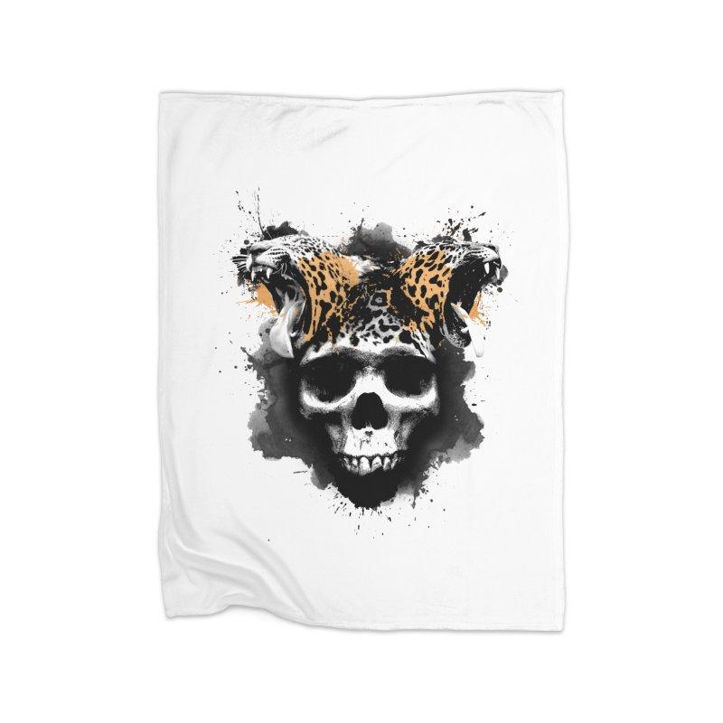 WILD INK Home Blanket by RojoSalgado's Artist Shop