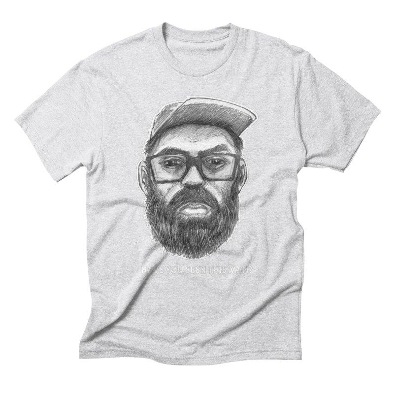 Public Enemy Men's Triblend T-shirt by