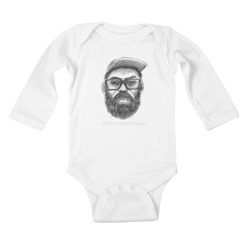 Public Enemy Kids Baby Longsleeve Bodysuit by