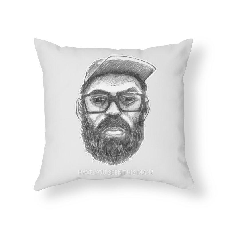 Public Enemy Home Throw Pillow by