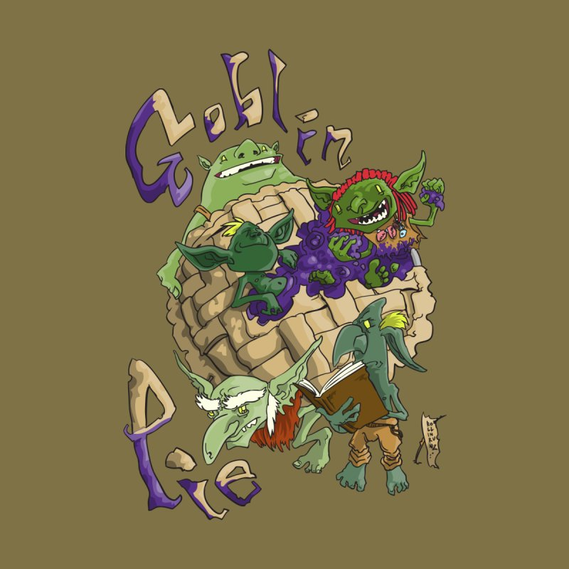 Goblin Pie! Home Tapestry by
