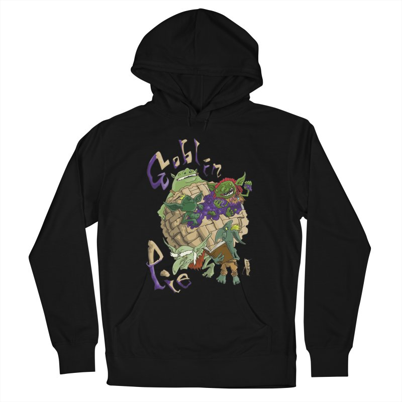 Goblin Pie! Men's Pullover Hoody by