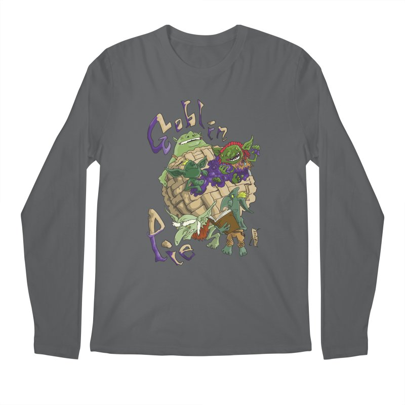 Goblin Pie! Men's Longsleeve T-Shirt by