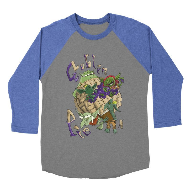 Goblin Pie! Women's Baseball Triblend T-Shirt by