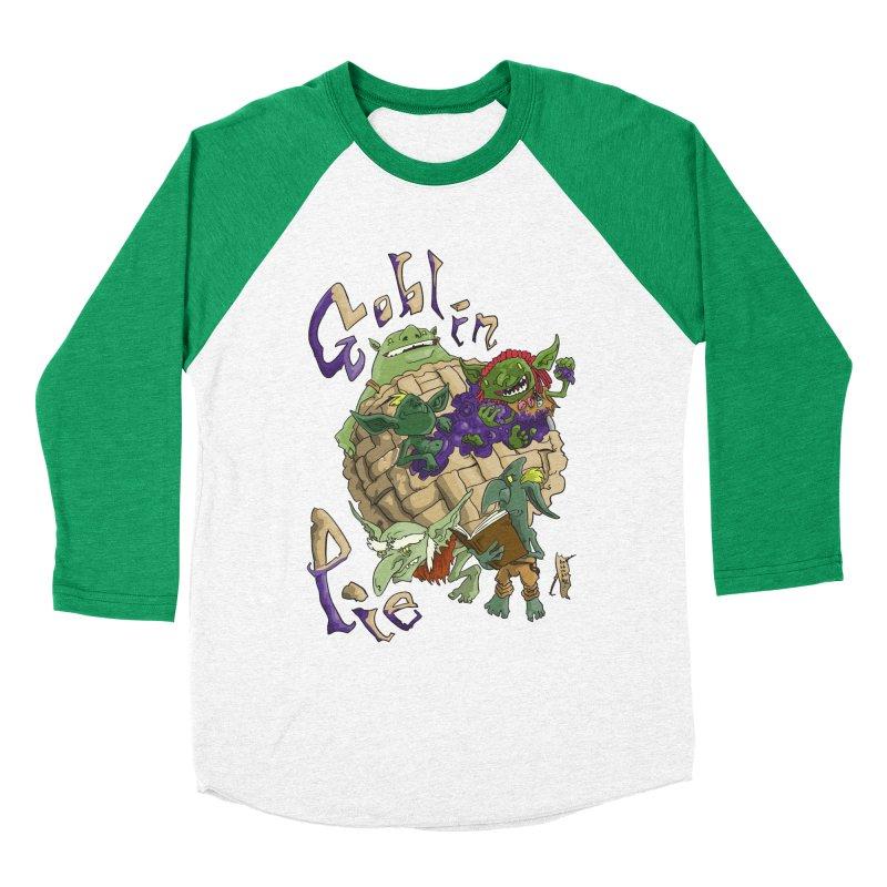 Goblin Pie! Men's Baseball Triblend T-Shirt by