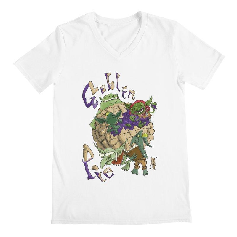 Goblin Pie! Men's V-Neck by