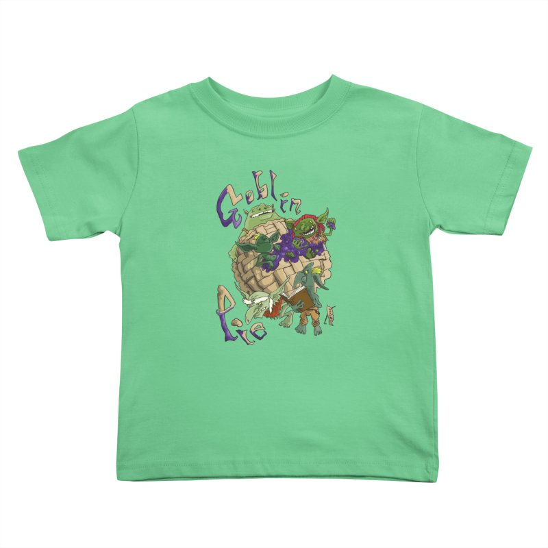 Goblin Pie! Kids Toddler T-Shirt by