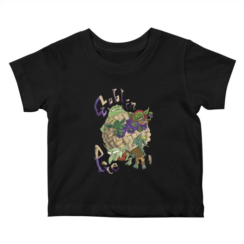 Goblin Pie! Kids Baby T-Shirt by