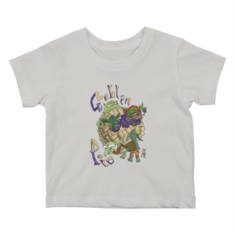 Goblin Pie! Kids Baby T-Shirt by