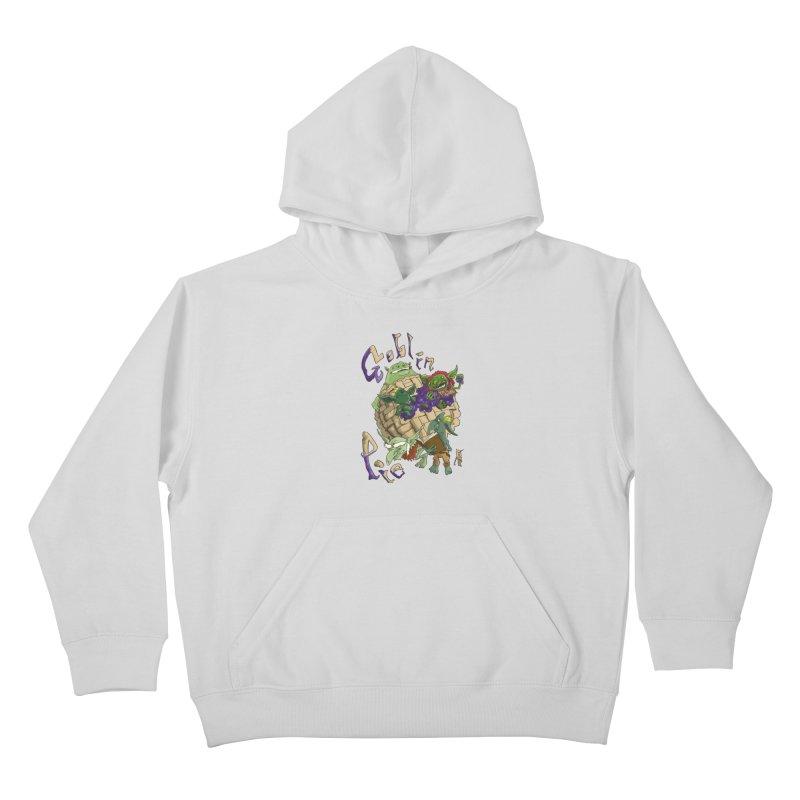 Goblin Pie! Kids Pullover Hoody by