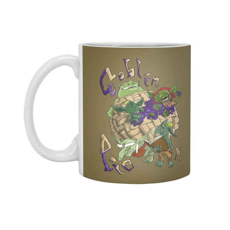 Goblin Pie! Accessories Mug by