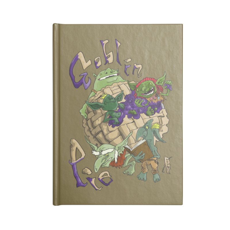 Goblin Pie! Accessories Notebook by