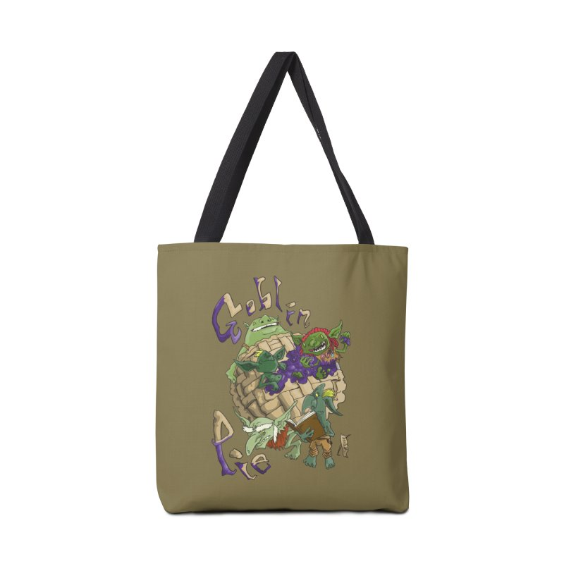 Goblin Pie! Accessories Bag by