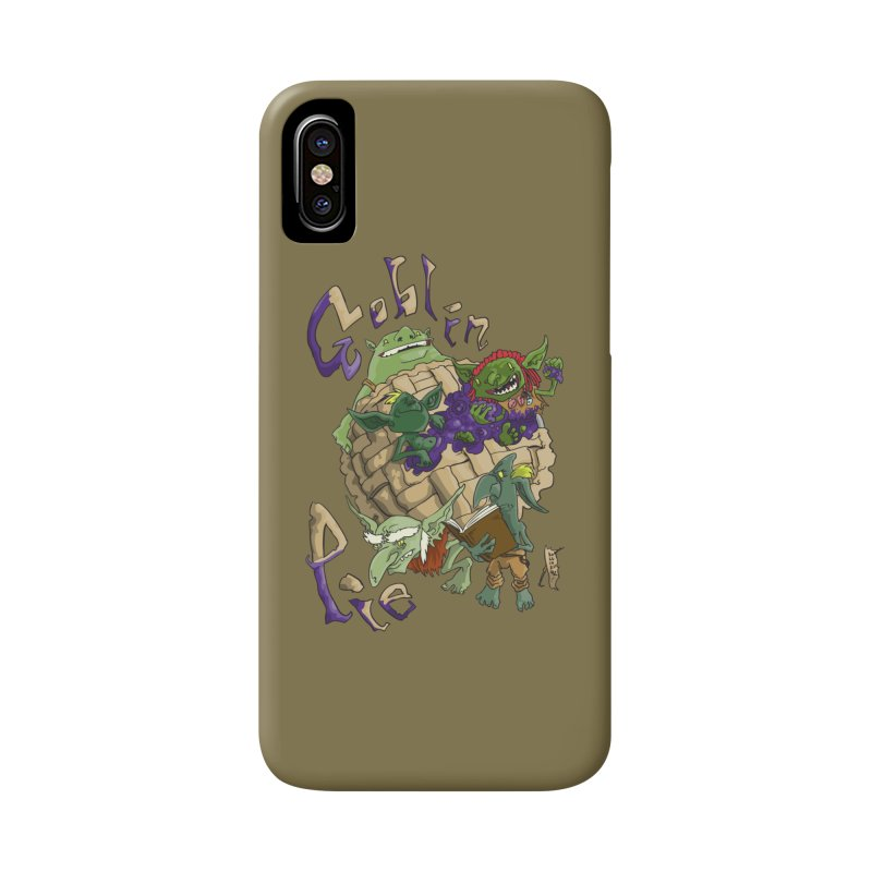 Goblin Pie! Accessories Phone Case by