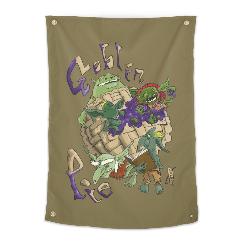 Goblin Pie! Home Tapestry by