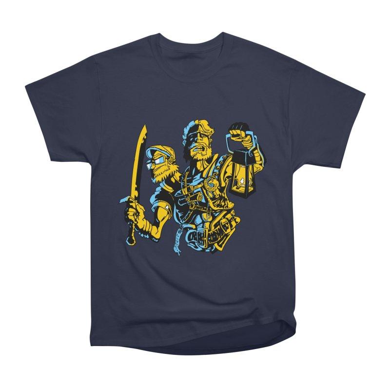 2-Headed Hero Women's Classic Unisex T-Shirt by