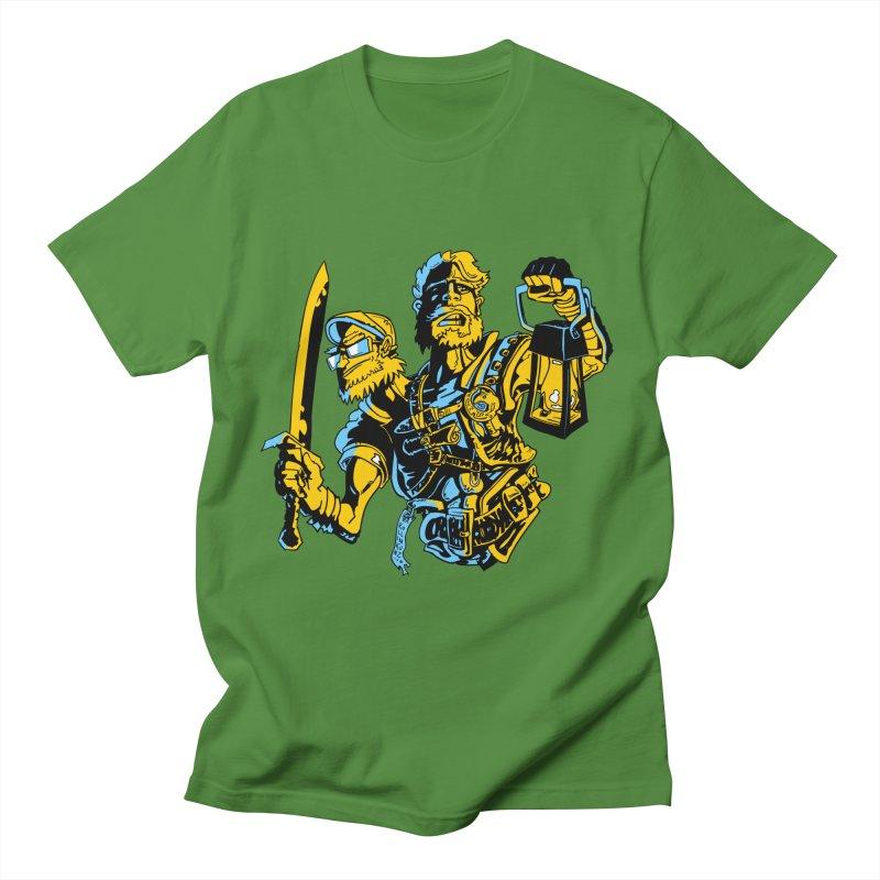 2-Headed Hero Women's Unisex T-Shirt by