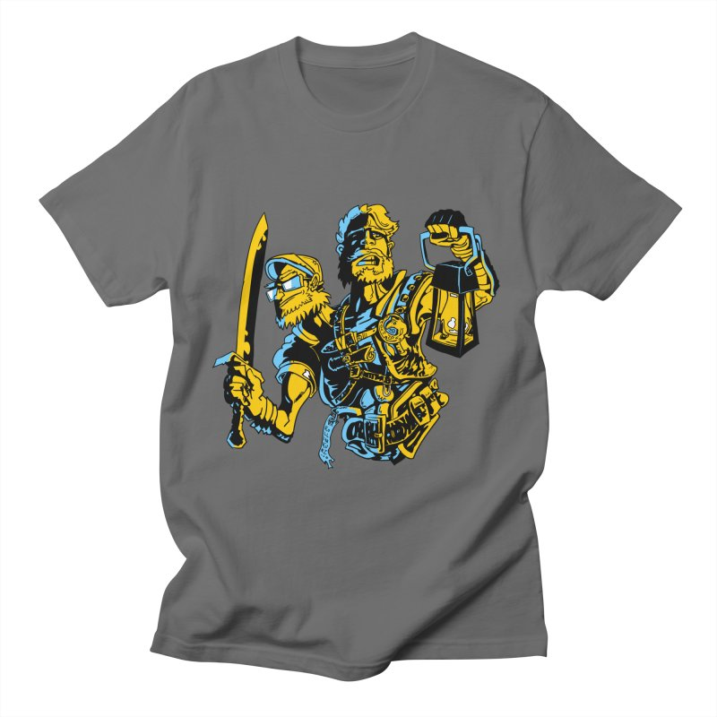 2-Headed Hero Men's T-Shirt by