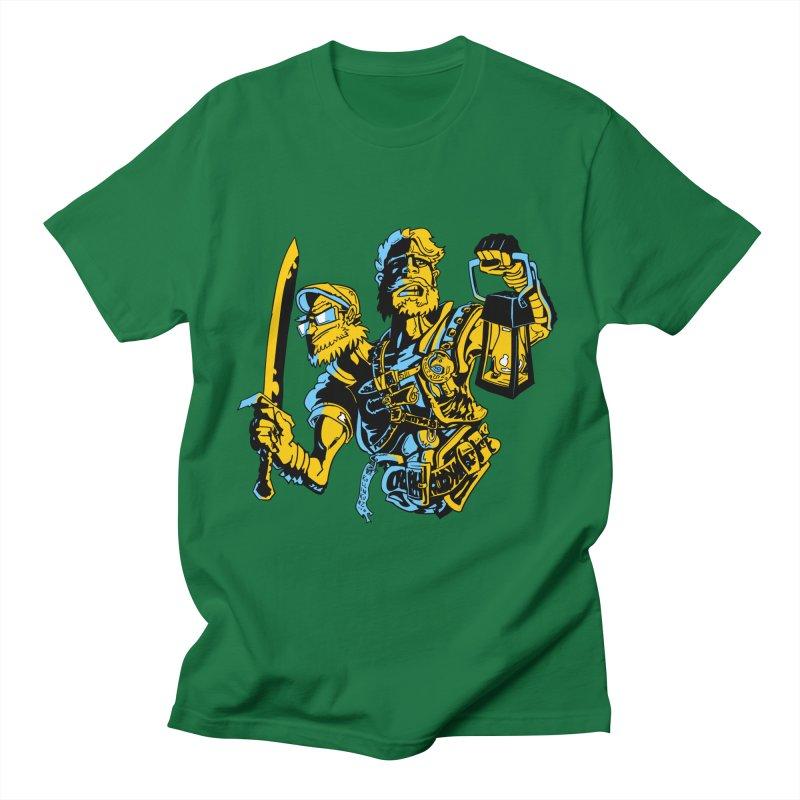 2-Headed Hero Men's T-Shirt by