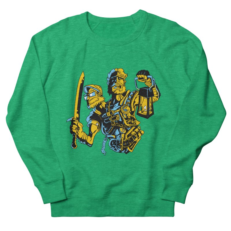 2-Headed Hero Women's Sweatshirt by