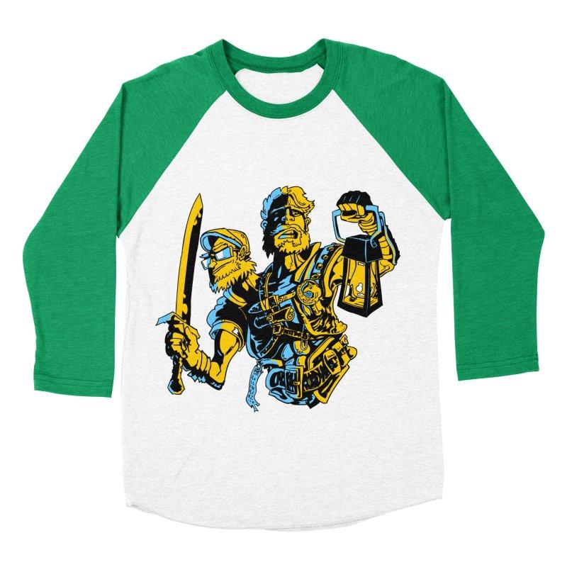 2-Headed Hero Women's Longsleeve T-Shirt by