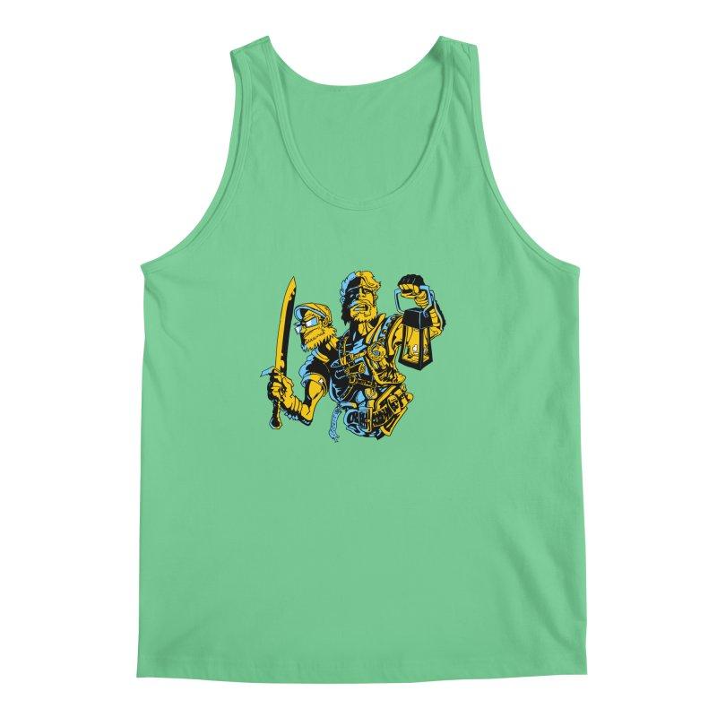 2-Headed Hero Men's Regular Tank by